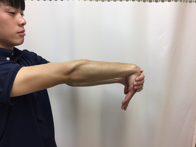 Thrower's elbow 10