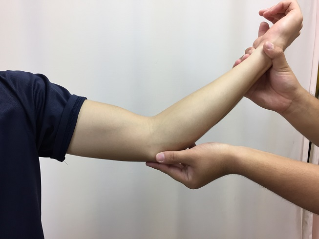 Thrower's elbow 3