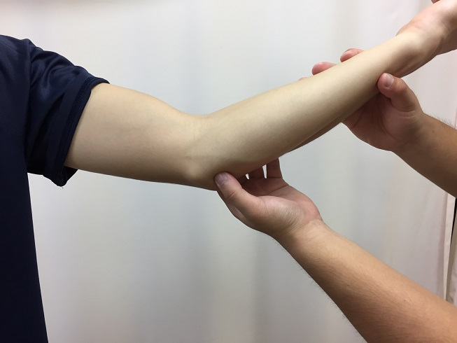 Thrower's elbow 5
