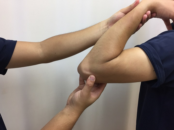 Thrower's elbow 6